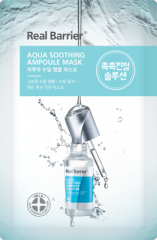 Real Barrier Aqua Soothing Ampoule Mask 28 ml