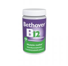 BETHOVER B12-VITAMIINI + FOOLIHAPPO 1 MG/300 MIKROG X100 TABL