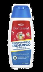 BEVITAMED ENNALTAEHKÄISEVÄ TÄISHAMPOO 200 ml
